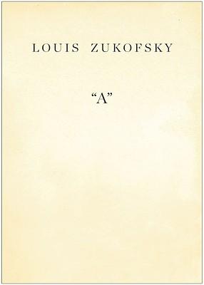 A By Zukofsky, Louis/ Ahearn, Barry (INT)